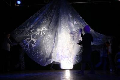 Królowa śniegu – czyli jak łatwo zbudować szklaną górę.